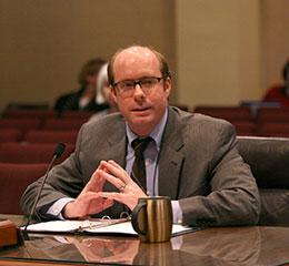 Image of Sen. Bob Krist