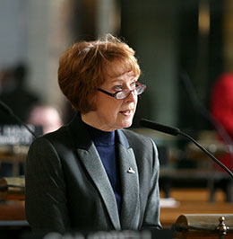 Image of Sen. Kate Sullivan