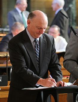 Image of Sen. Mark Kolterman