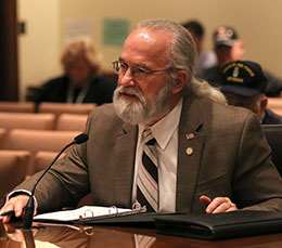 Image of Sen. Al Davis