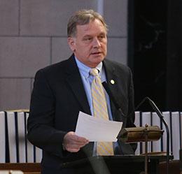 Image of Sen. Rick Kolowski