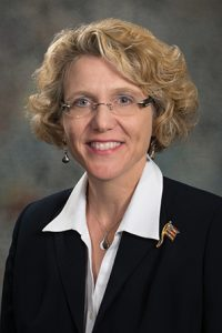 <a href='http://news.legislature.ne.gov/dist45' target='_blank' title='Link to the website of Sen. Sue Crawford'>Sen. Sue Crawford</a>