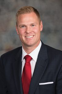 <a href='http://news.legislature.ne.gov/dist18' target='_blank' title='Link to the website of Sen. Brett Lindstrom'>Sen. Brett Lindstrom</a>
