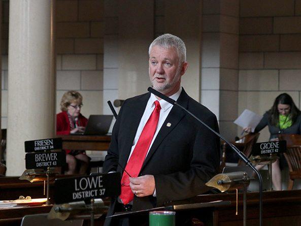 Sen. John Lowe