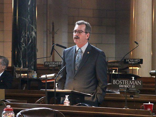 Sen. Bruce Bostelman