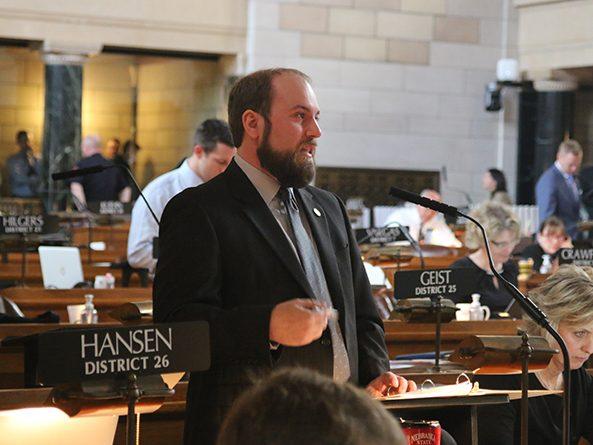 Sen. Matt Hansen