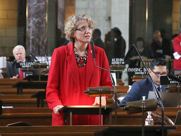 Sen. Sue Crawford