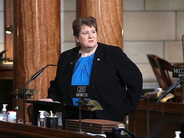 Sen. Laura Ebke