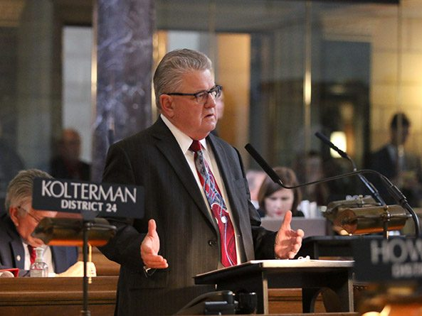 Sen. Mark Kolterman