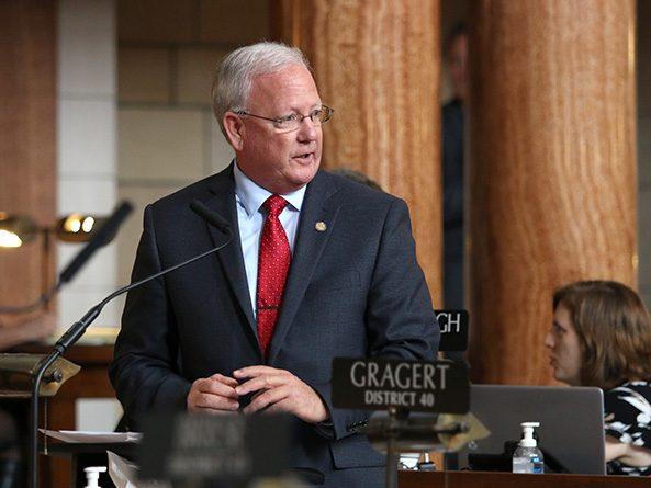 Sen. Tim Gragert