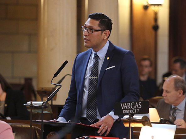 Sen. Tony Vargas