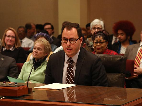 Sen. Andrew La Grone