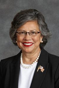 <a href='http://news.legislature.ne.gov/dist45' target='_blank' title='Link to the website of Sen. Rita Sanders'>Sen. Rita Sanders</a>